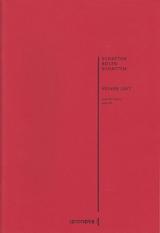 Schatten Rosen Schatten (op.28) Suite für Gitarre
