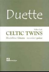 Celtic Twins für Blockflöte & Gitarre
