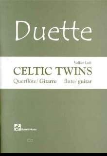 Celtic Twins für Flöte & Gitarre