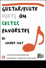 Duets on Celtic Favorits für Flöte und Gitarre