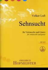 Sehnsucht für Violoncello und Gitarre