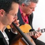 Celtarre: Volker Luft (Gitarre) & Stefan Saußele (Cello)