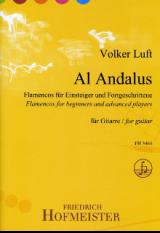Al Andalus für Gitarre