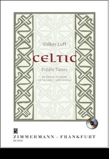 Celtic für Gitarre (mit CD)