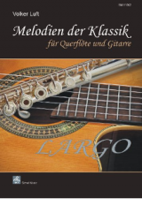 Largo (Melodien der Klassik) für Flöte & Gitarre