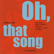Volker Luft: Oh, that song
