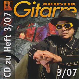 CD Akustikgitarre 3/07