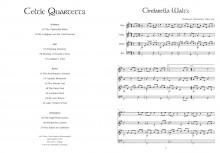 Celtic Quartetts_Seite1 und 2