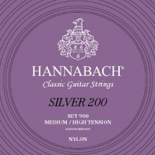Hannabach Set 900