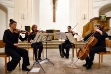 Ludwigsburger Streichquartett Uraufführung Luthervariationen